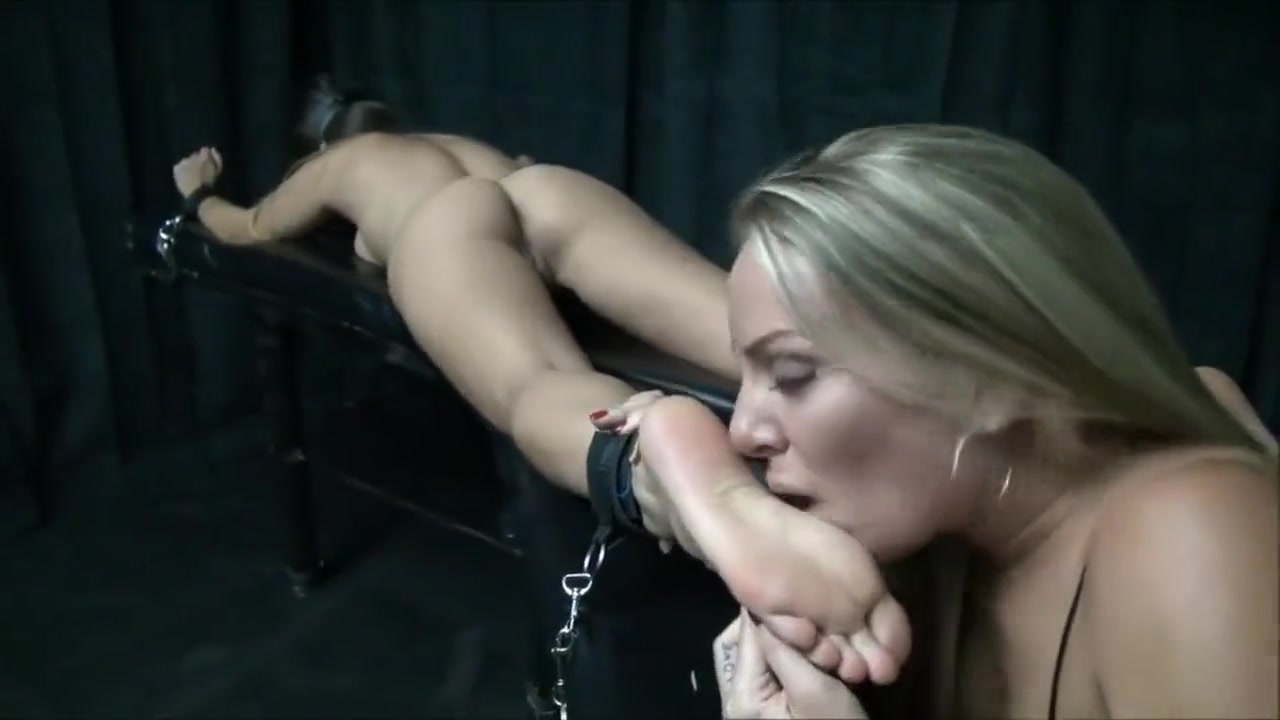 Dre tied foot worship Black pornstars nude