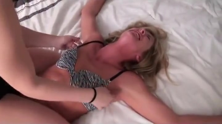 Mature Dakota Strapped to the Bed! Athens georgia interracial couples