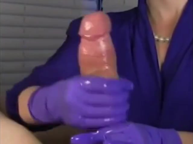 Jerking a huge cock with gloves on charlie brown adult talking