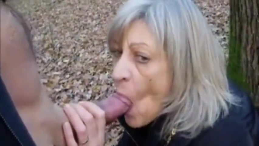 french mature Nice blonde stripper