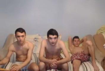 3 Gay Romanian Boys Suck Each Other Cock, Best Friends women sex outfits equipment