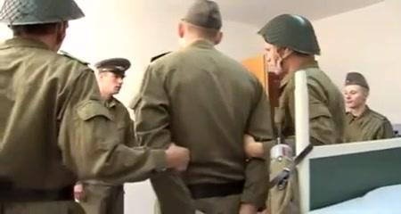 German Recruits - nial teacher filmed oral sex