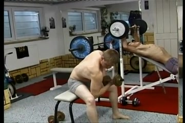 This is what happens at the gym !!! Rael Sex Video