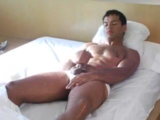 Wilson Vasques jerk off Anita nude pics