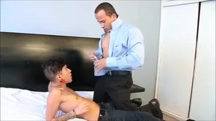 Daddy and his Flexible Friend Free online porn games without credit card