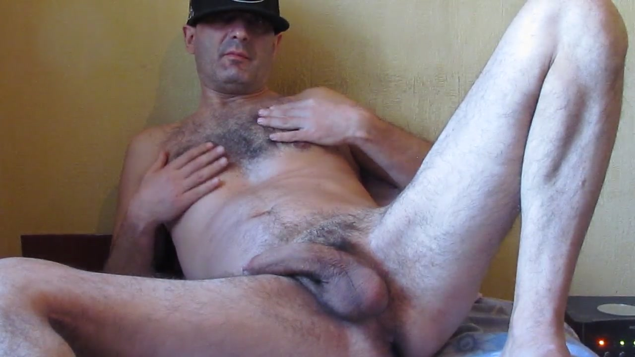 Hot solo hairy gay Mikey Mom step son late night