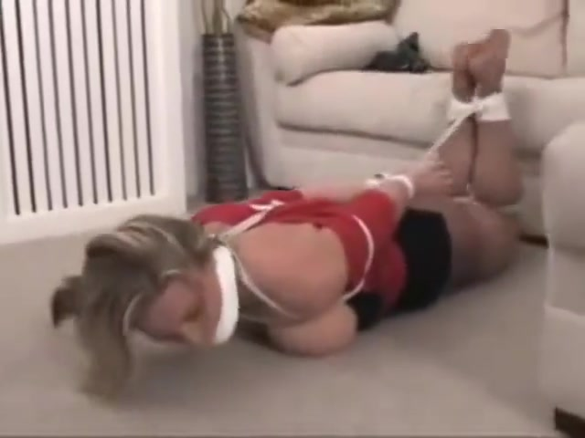 Busty milf cleave gagged struggles big porn end spanich free