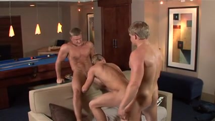 Three horny gay hunks fuck in the kitchen Porn Old Man And Girl