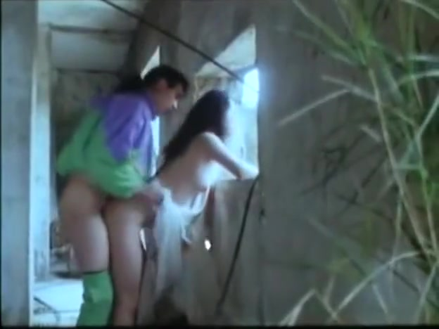 Chinese softcore Love scene - 1/3 Lover Extreme gangbang porn video
