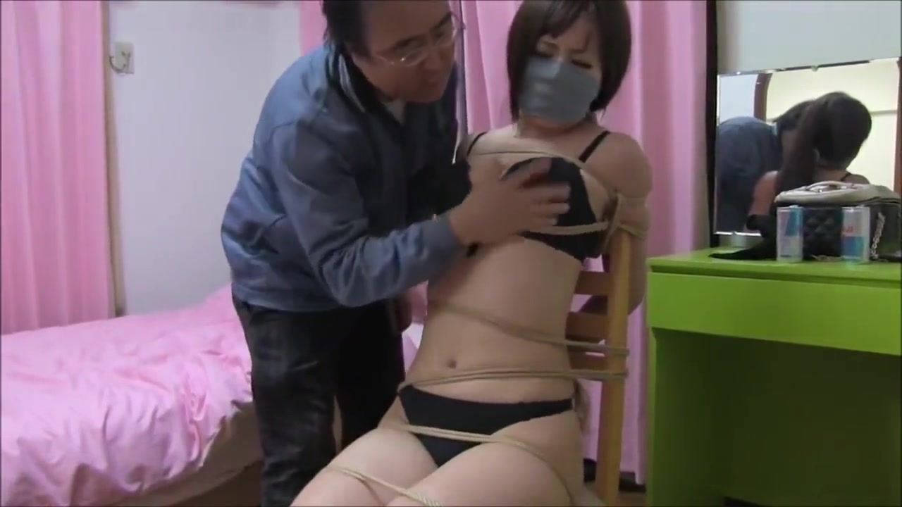 Ayaka otn gagged 2 Babe Doing Good Butt Fucking