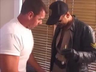CHP Sheriff fucks hot Man sex in the city nude