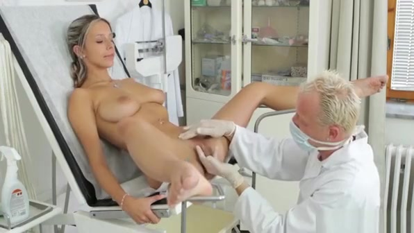 A Horny Doctor Is Willing For His Charming Patient hot dirty rough sex