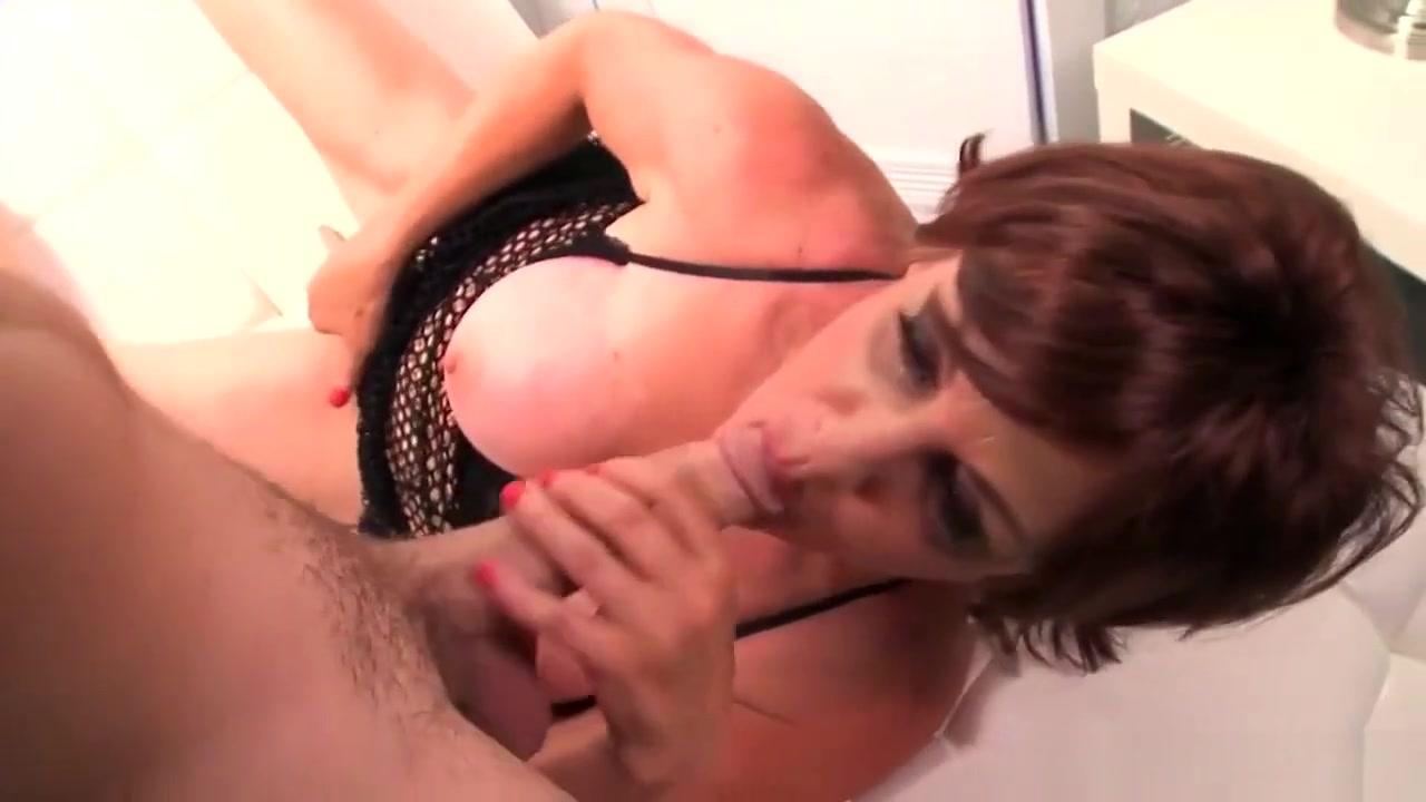 Mature Slut Enjoys Fucking A Horny Stud