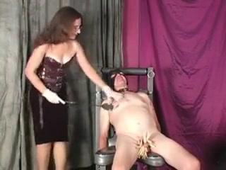 Mistress Lena Clothespins Cbt And Femdom Unusual positions xxx gifs