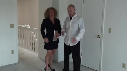 Muscle bitch realtor gets what she wants twin sisters that do anal