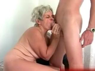 Granny Blowjob Specialist Buscamos dinero en los parquimetros