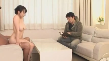 Threesome porn with Akane Yoshinaga being fucked