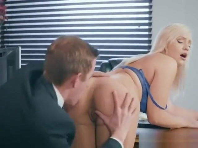 New Secretary Kylie Page Gets Serviced By Boss College slut hidden tape