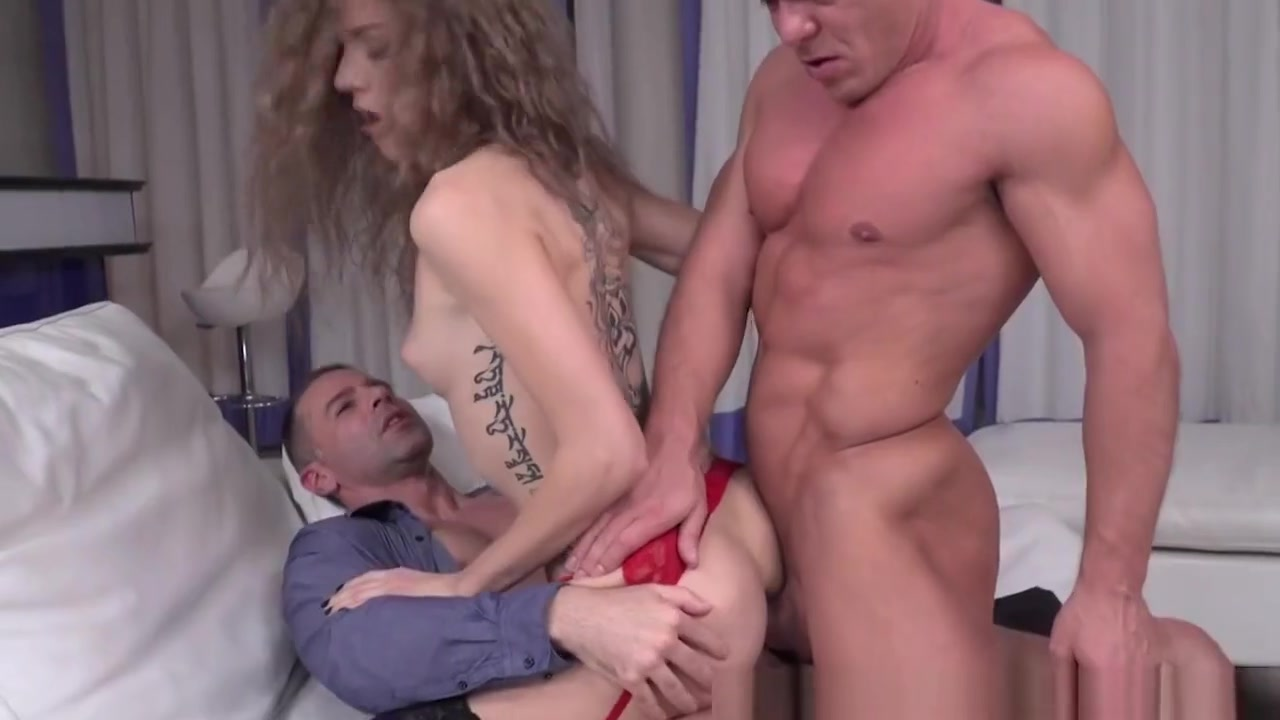 European Ho Gets Two Cocks In Dp Threesome Sex Movie Videos