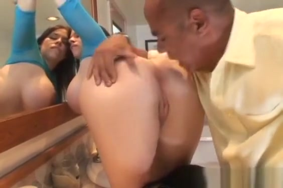 Big Titted Sweetheart Humiliates And Smothers An Older Dude
