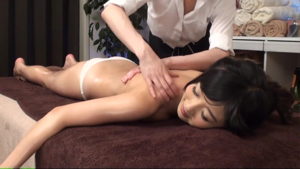 HIBIKI Oil Massage (Non-Porn) hot and naked boys