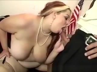 President Gets Teased By His Big Beautiful Redhead Secretary biig tit all stars