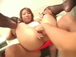 Sweet Asian Foursome xxx cock male on male