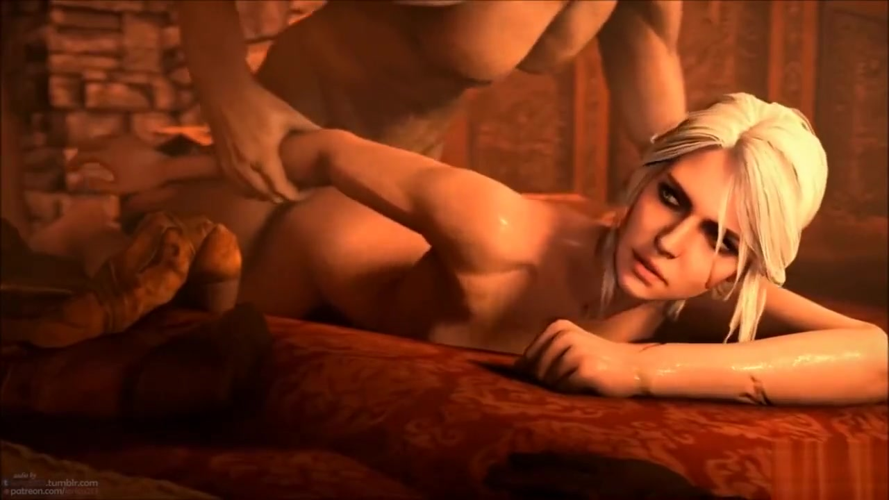 SFM PMV Ep: 16 nude scene in honey bun the movie