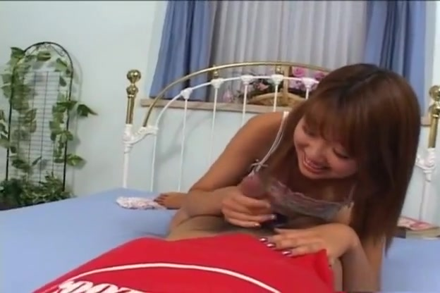 Horny Maho Aizawa fingering herself in her bedroom porn sex at the office