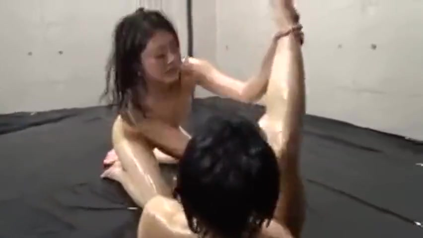 EPORNER.COM - [8WsdLHW2gNp] 10 HOURS JAPANESE GIRLS OILED CATFIGHT Big Titted Beauty