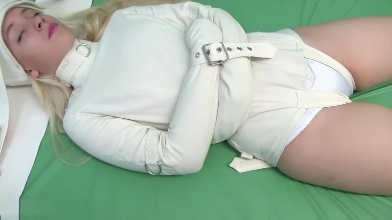 Straitjacket in bed giant gay dick porn