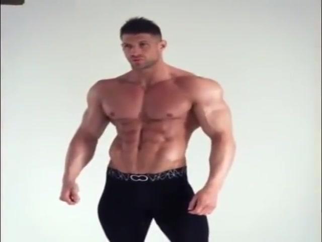 sexy bodybuilder Jerk off instruction ass