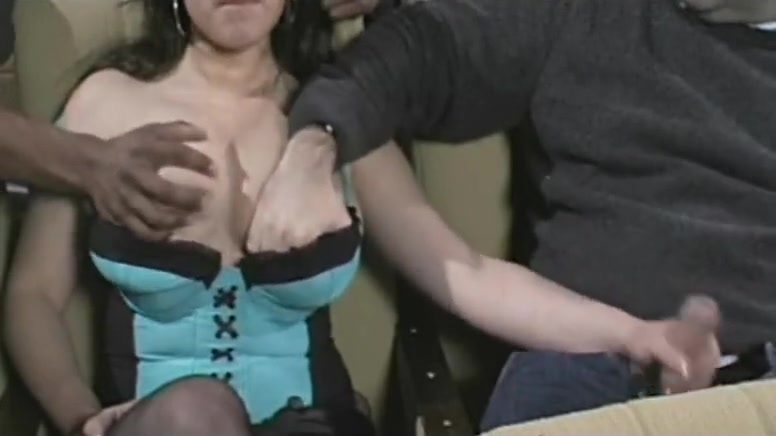 Cinema grop, handjob and blowjob