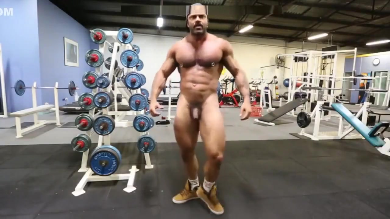 Rogan Richards Naked Gym rush lindbaum is gay
