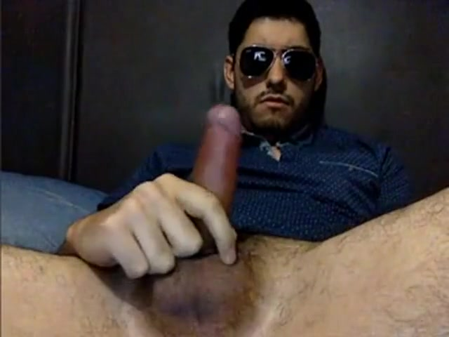 Hot Guy in Sunglasses Enjoys His Cock Bbw face sit videos