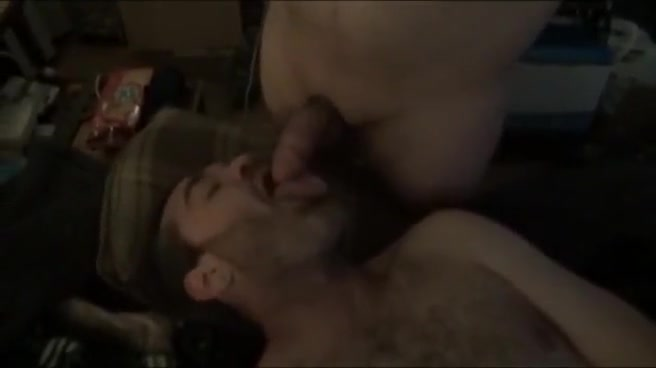 hot str8 fucker nuts in bottom bitch 3some Facial french mature