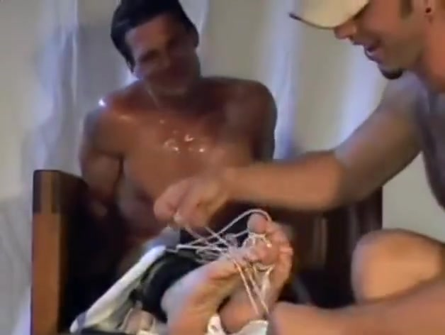 Chuck Tickled Leilani dowding upskirt