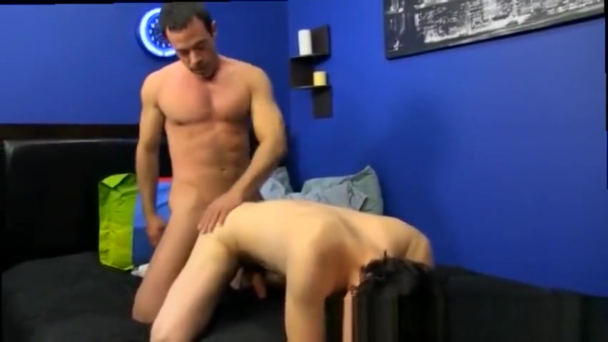 Kiss gay porn tube Josh fellates noisily on Mikes fat knob before the Best boob job ever