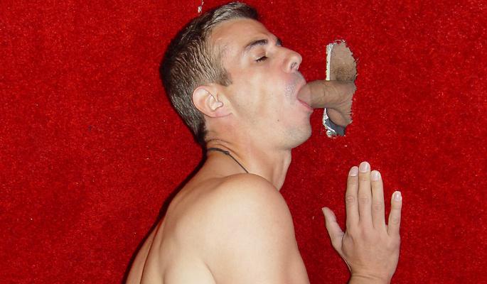 Mark Galfione - DogFartNetwork Sexy belly lick