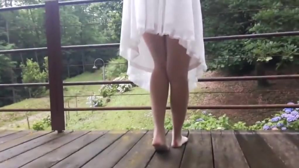 Little Princess in Dirt and Rain bbw anal amature compilation