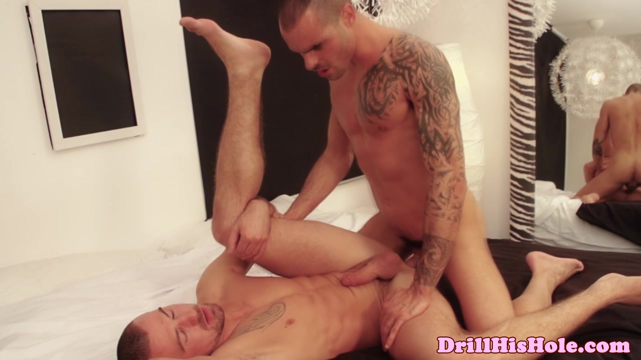 Issac Jones and Marco Sessions home fuck Normal looking man