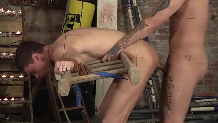 cute sub tied to a ladder Ass christina milian pic