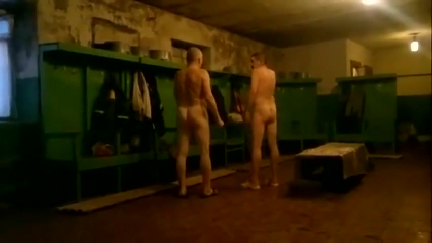 2 russian men fistfight naked in the locker room Boy Webcam Amateur