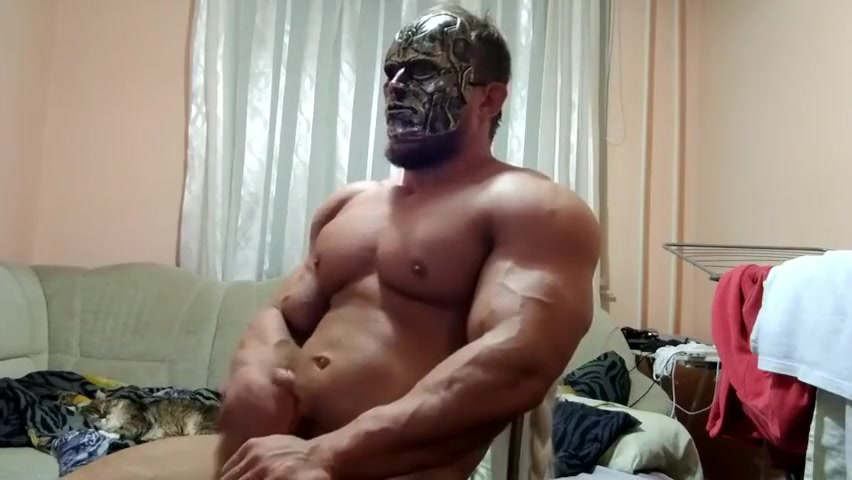 Massive Bodybuilder FrankenJacker Jerks Off on Cam What do you call a woman hookup a married man