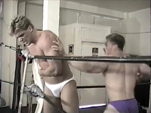 Hot Wrestling Men: Sterling vs Flyboy stoling sex tapes free videos