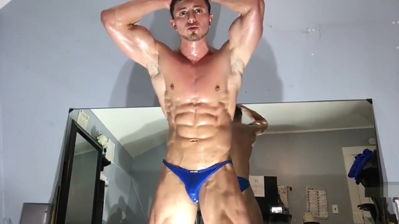 Drenched Muscle & Sweat Dripping from Pants Belarus sex