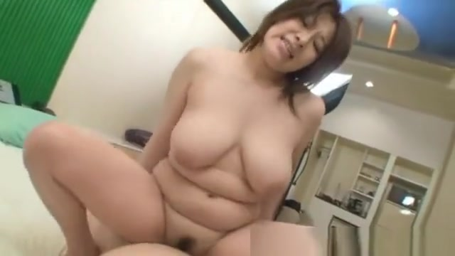 Hiromi Yoshio - Busty Japan Cougar Fucked And Creampied