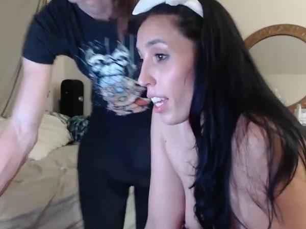 Sissy slave maid Cam Show Heidi hottie pornstar