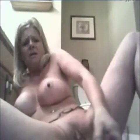 Woman tastes anal dildo as ordered on webcam girl fucking guy videos