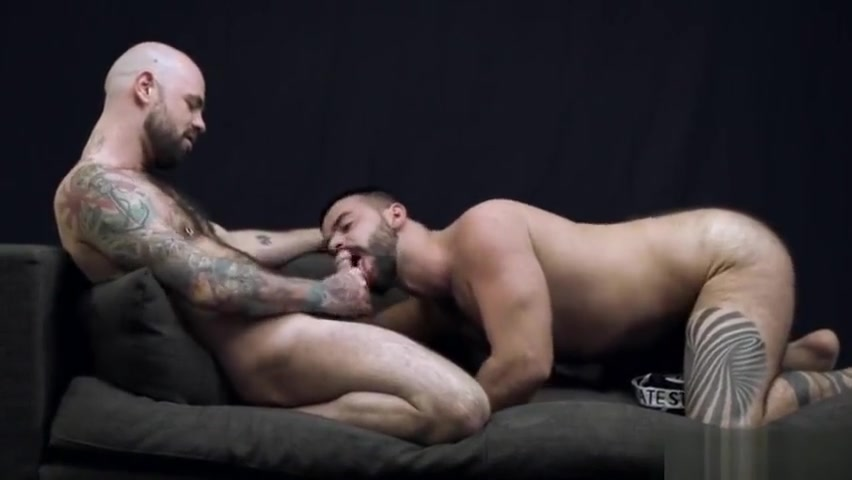 Hairy gay anal sex and cumshot F m servatude femdom
